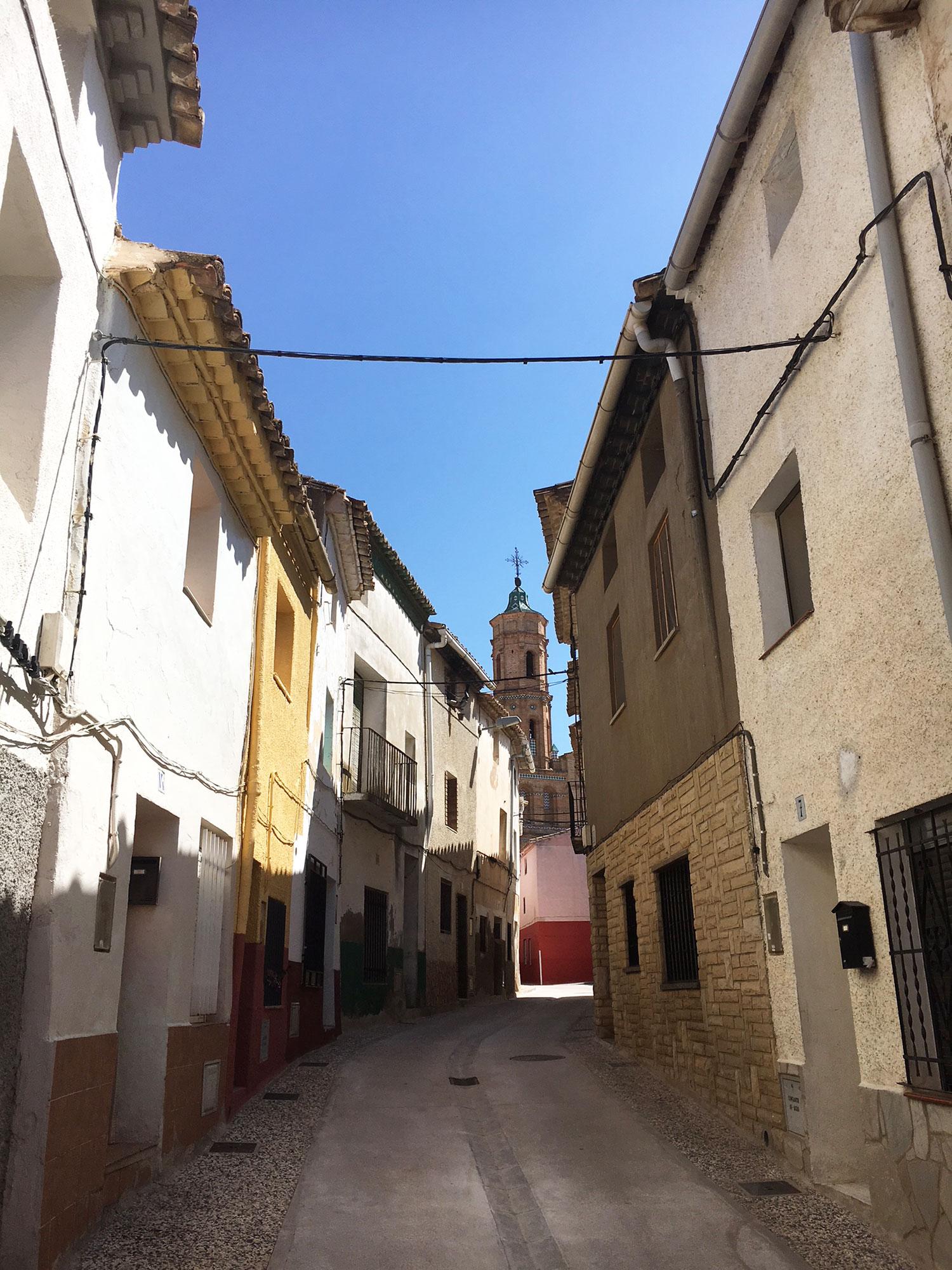 Muel Spain Streets