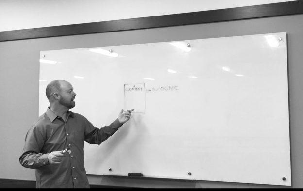 Sean Work on site internet marketing training
